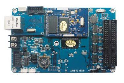 C-Power 5200 Ethernet Kontrol Kartı