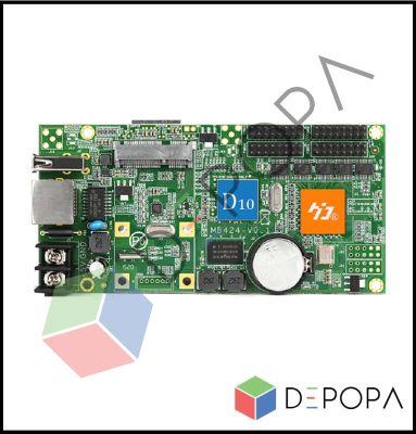 HD D10 RGB KONTROL KARTI