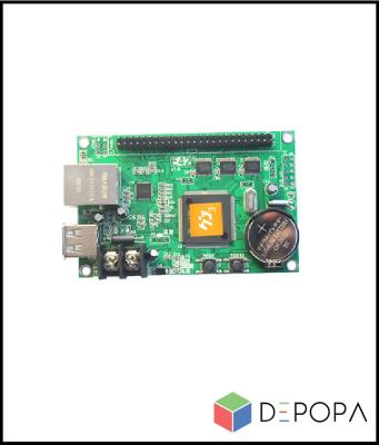 HD E42 Tek Renk Kontrol Kartı