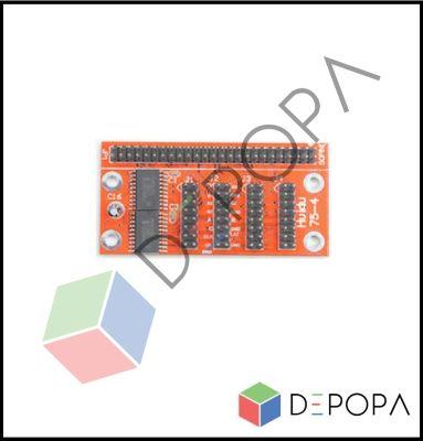 HD HUB75-04 Kontrol Kartı Hubı