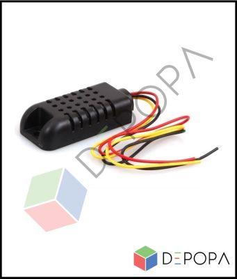 HD Kartlar için Isı ve Nem Sensörü