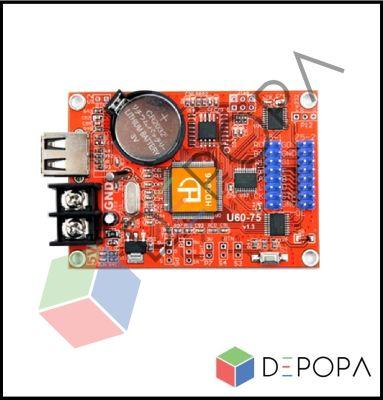 HD U60-HUB75-RGB Kontrol Kartı