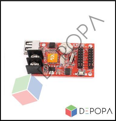 HD U6A Tek Renk Kontrol Kartı