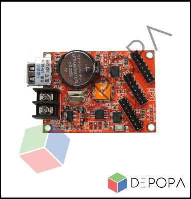 HD U6B Tek Renk Kontrol Kartı
