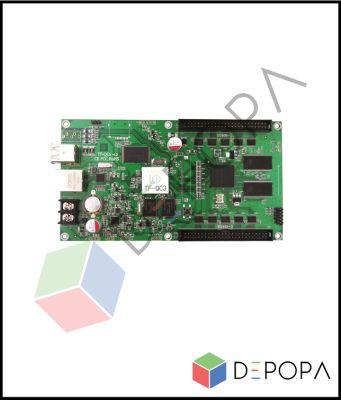 TF-QC3 FULL RENK RGB KAYAN YAZI KONTROL KARTI